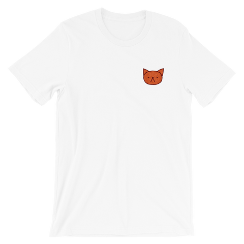 Cute Garfield by Puuung - Short-Sleeve Unisex T-Shirt
