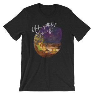 Unforgettable Moments #02B by Puuung - Short-Sleeve Unisex T-Shirt
