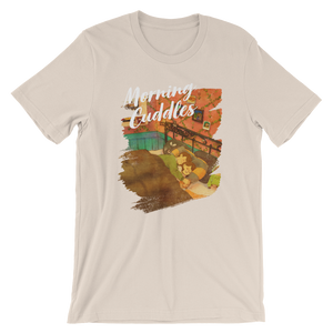 Sweet Morning Cuddles #05B by Puuung - Short-Sleeve Unisex T-Shirt