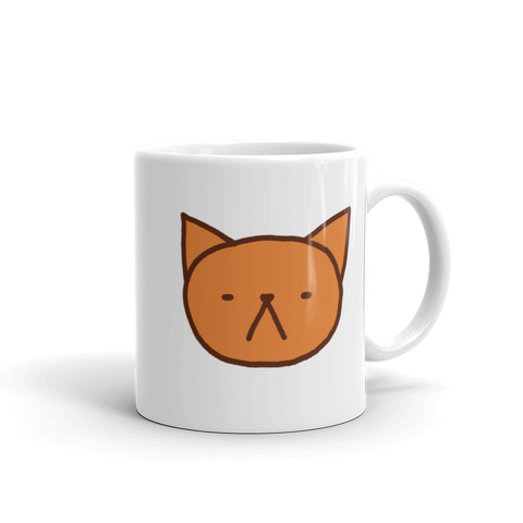 Cute Garfield by Puuung - Mug