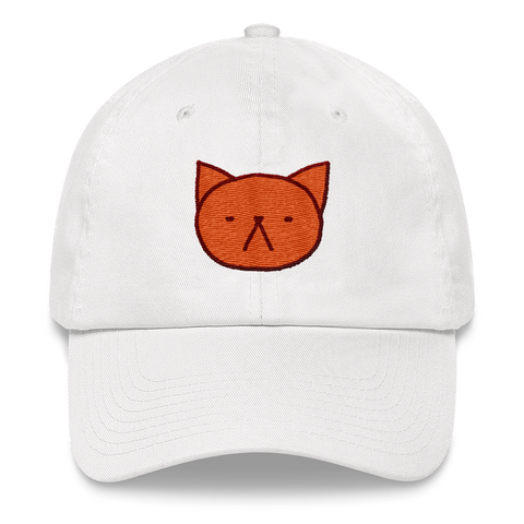 Cute Garfield by Puuung - Baseball Cap