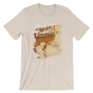 Sweet Morning Cuddles #07B by Puuung - Short-Sleeve Unisex T-Shirt