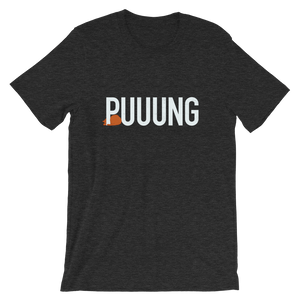 PUUUNG /02 - Short-Sleeve Unisex T-Shirt