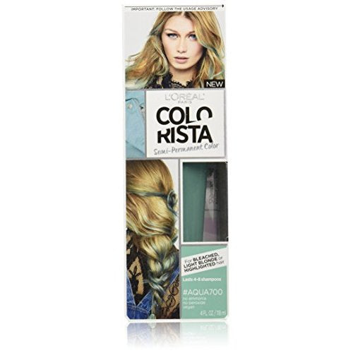 Colorista Semi-Permanent for Light Blonde or Bleached