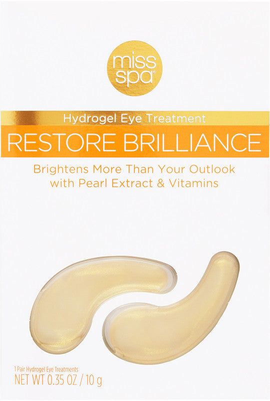 Restore Brilliance Hydrogel Eye Treatment - Miss Spa - YouFromMe