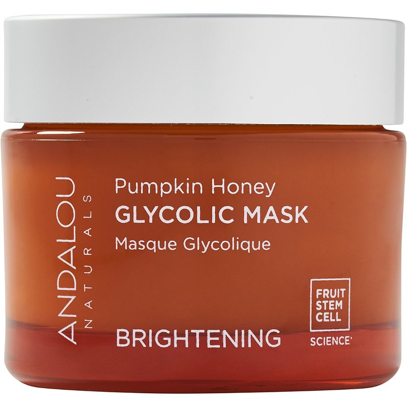 Pumpkin Honey Glycolic Mask