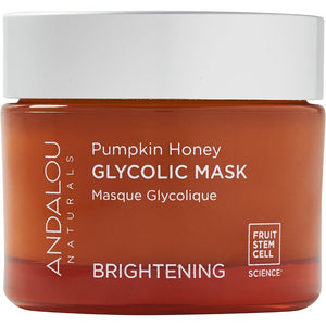 Pumpkin Honey Glycolic Mask - Andalou Naturals - YouFromMe