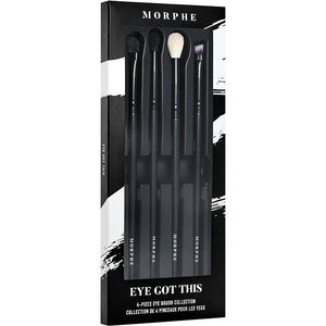 Eye Got This 4-Piece Brush Collection - Morphe - YouFromMe