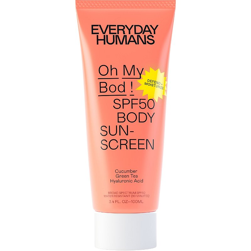 Oh My Bod! SPF50 Body Sun-Screen