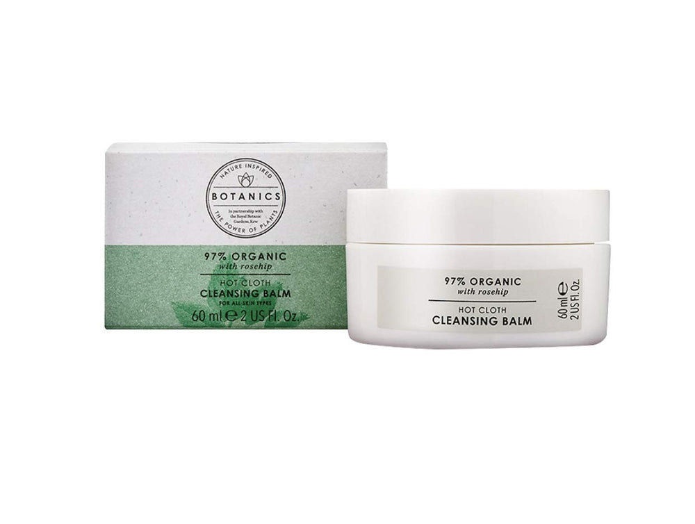 Organic Hot Cloth Cleansing Balm