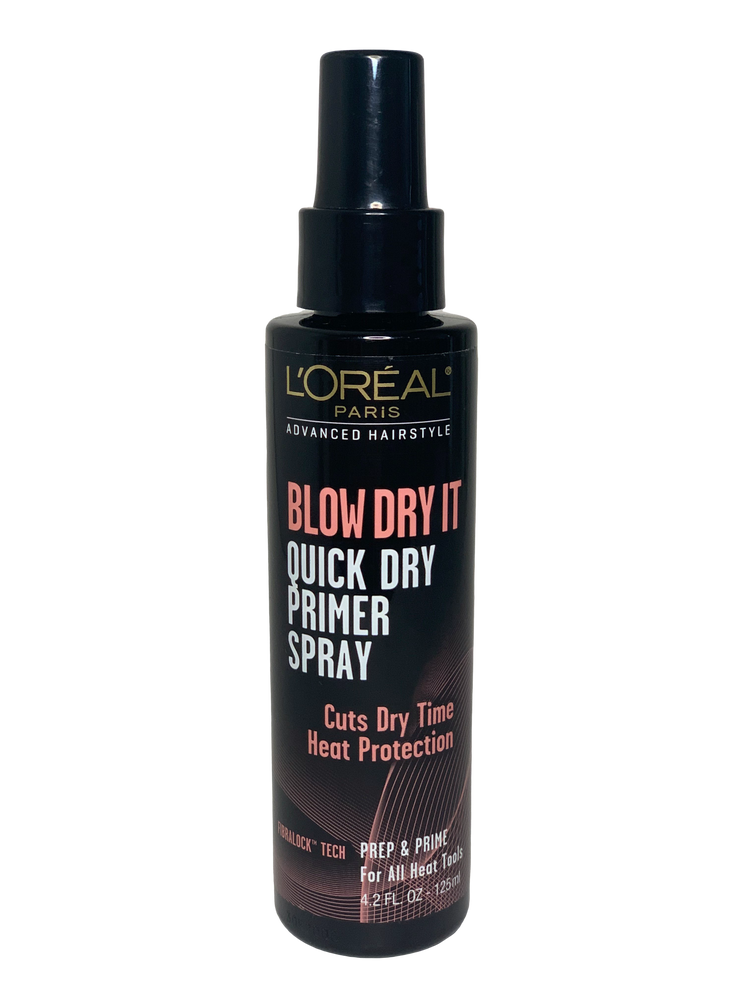 L'Oreal Blow Dry It Quick Dry Primer Spray - YouFromMe