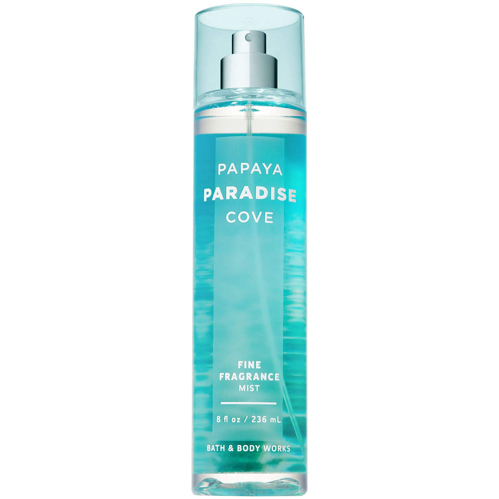 Papaya Paradise Cove Fine Fragrance Mist - Bath & Body Works - YouFromMe