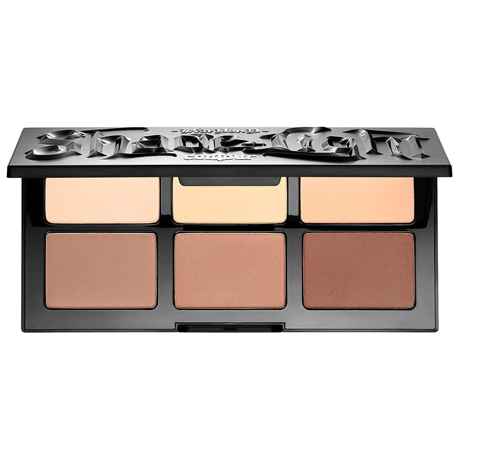 Shade + Light Face Contour Palette