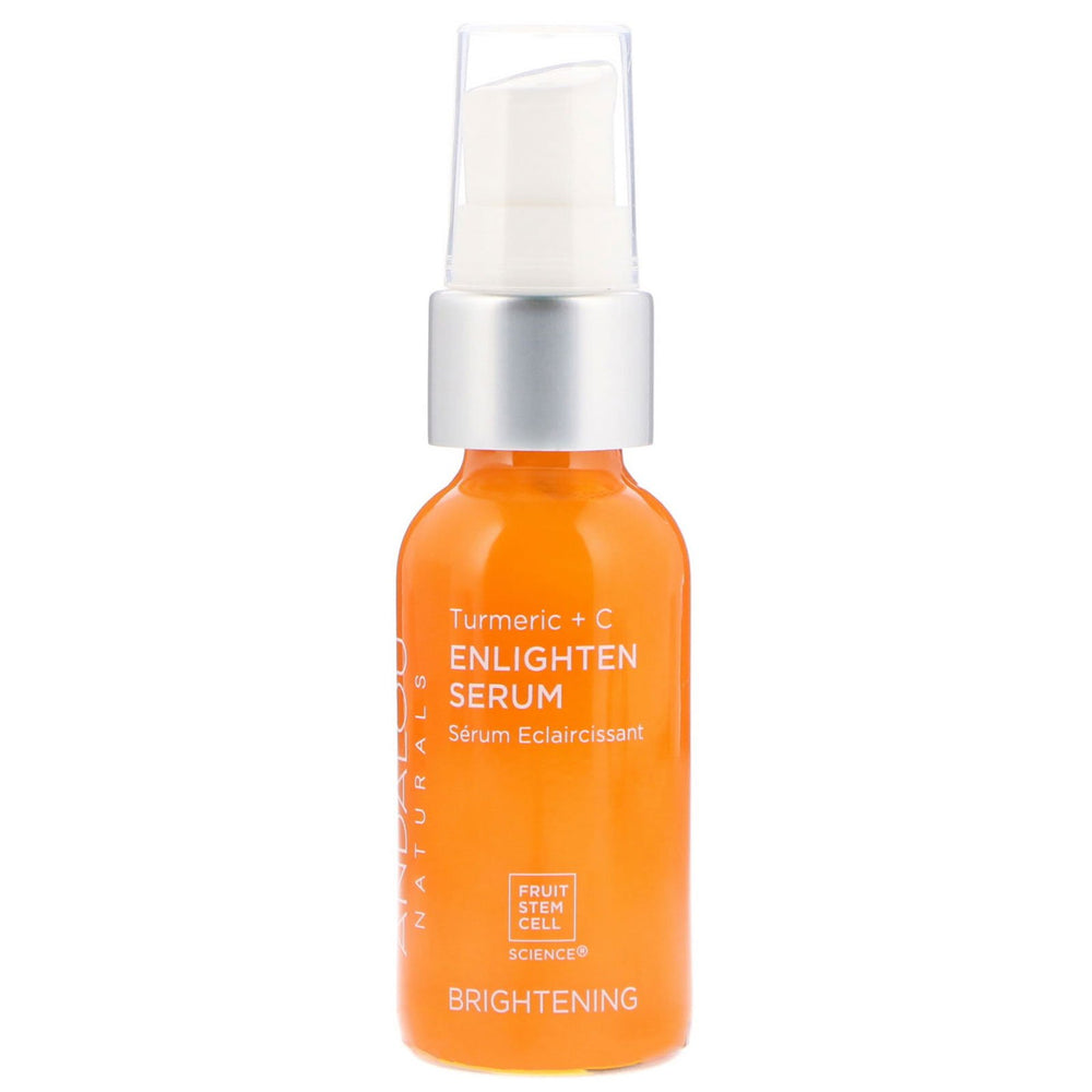 Tumeric + C Enlighten Serum