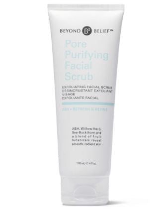 Alpha Beta Hydroxy Pore Refining Exfoliating Facial Scrub