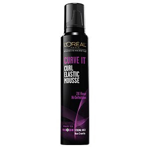 CURVE IT Elastic Curl Mousse