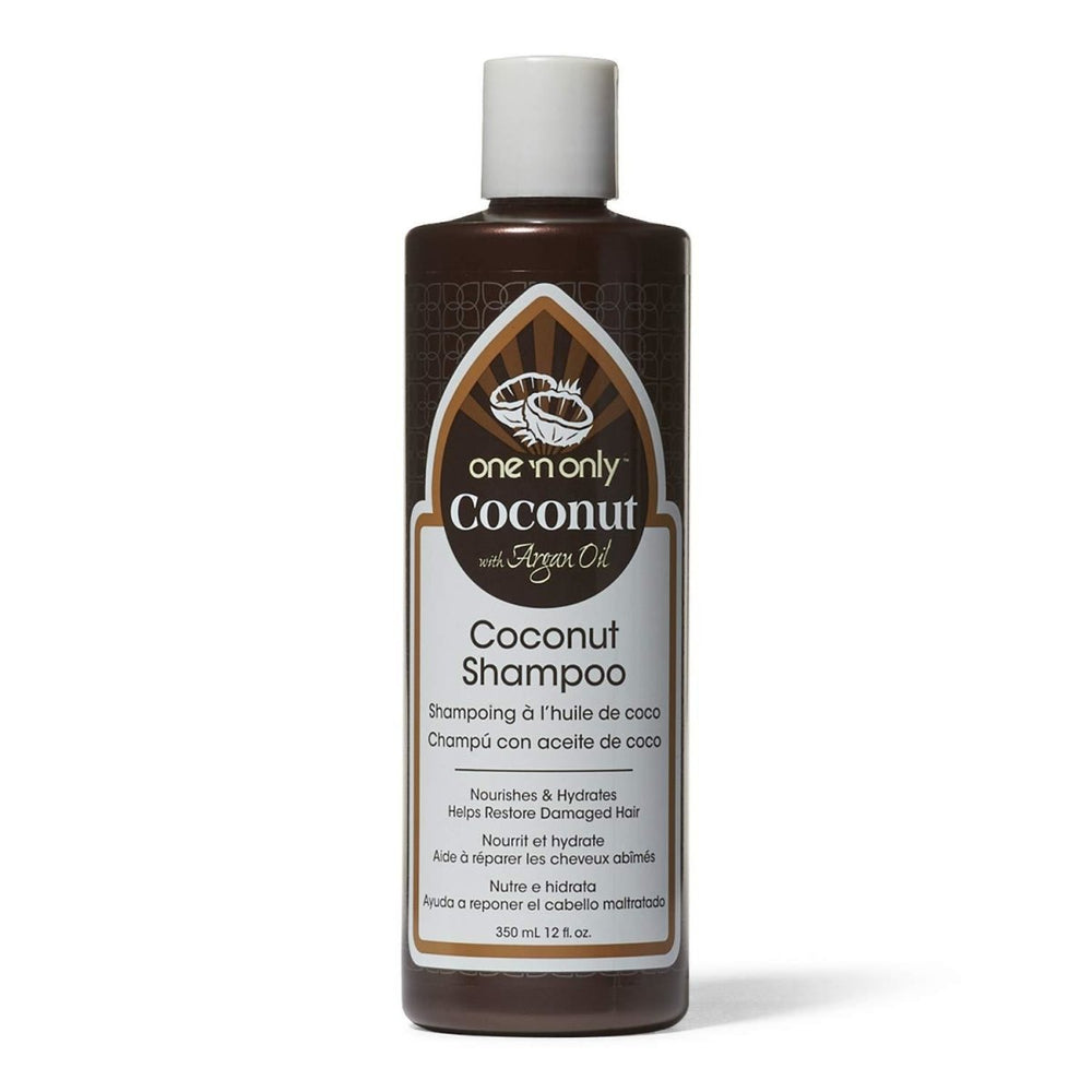 Coconut With Argan Oil Shampoo - YouFromMe.