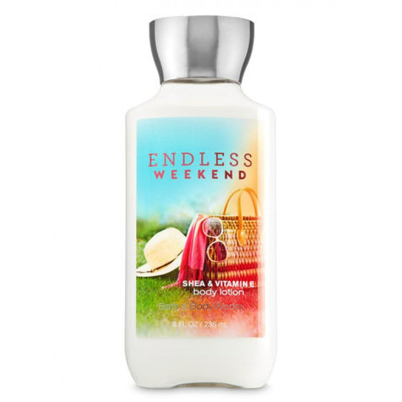 Endless Weekend Shea & Vitamin E Body Lotion - Bath and Body Works - YouFromMe