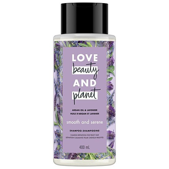 Argan Oil & Lavender Smooth & Serene Shampoo