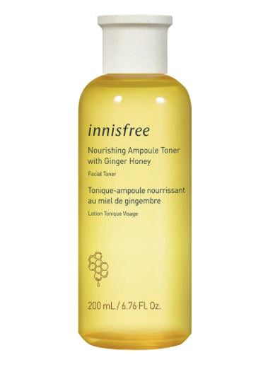 Nourishing Ampoule Toner with Ginger Honey - Innisfree - YouFromMe