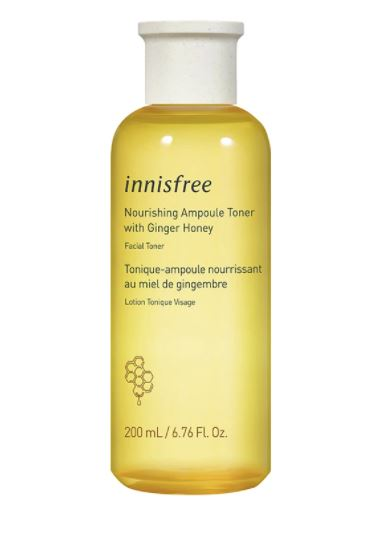 Load image into Gallery viewer, Nourishing Ampoule Toner with Ginger Honey - Innisfree - YouFromMe
