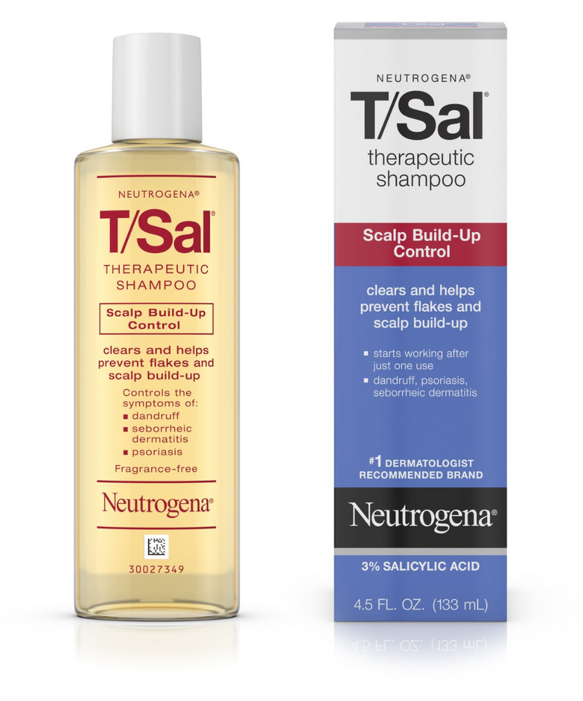 Therapeutic Shampoo With Salicylic Acid