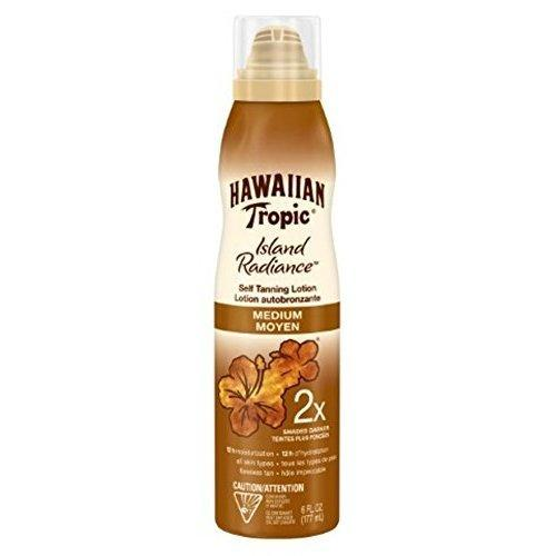 Self-Tanning Island Radiance Moisturizing Sunless Tanning Lotion