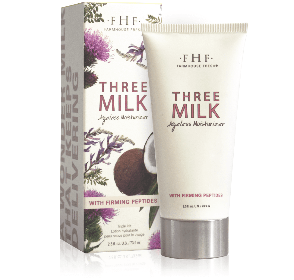 Load image into Gallery viewer, Three Milk Ageless Moisturizer - Farmhouse Fresh - YouFromMe
