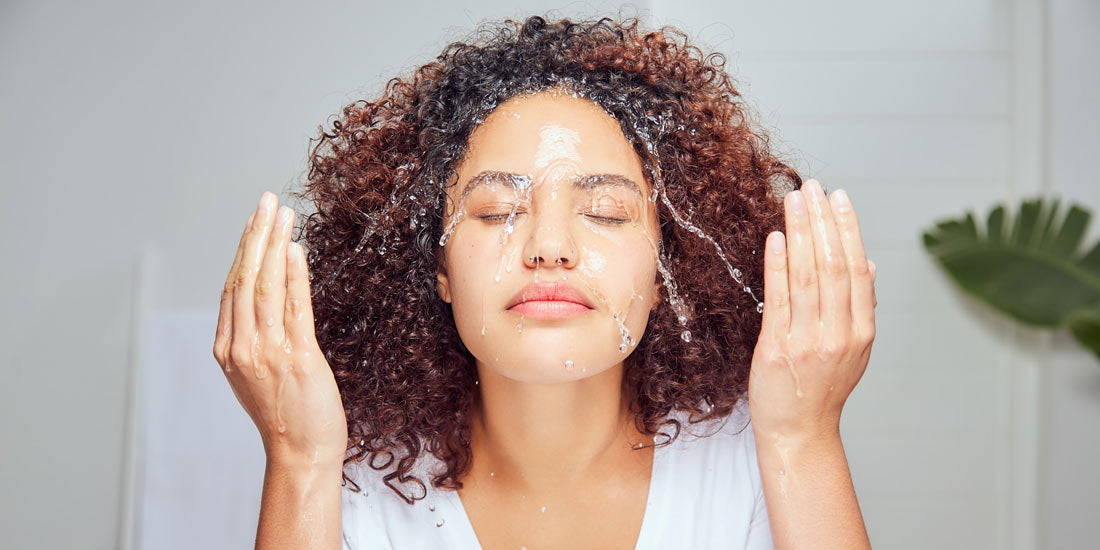 Cleansing - Step 1 to beautiful skin