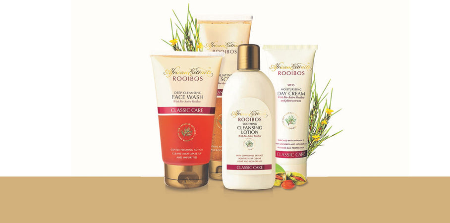 Why rooibos skin care in the UK?