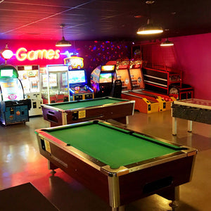Double Decker Lanes Super Fun Arcade & Pool Tables