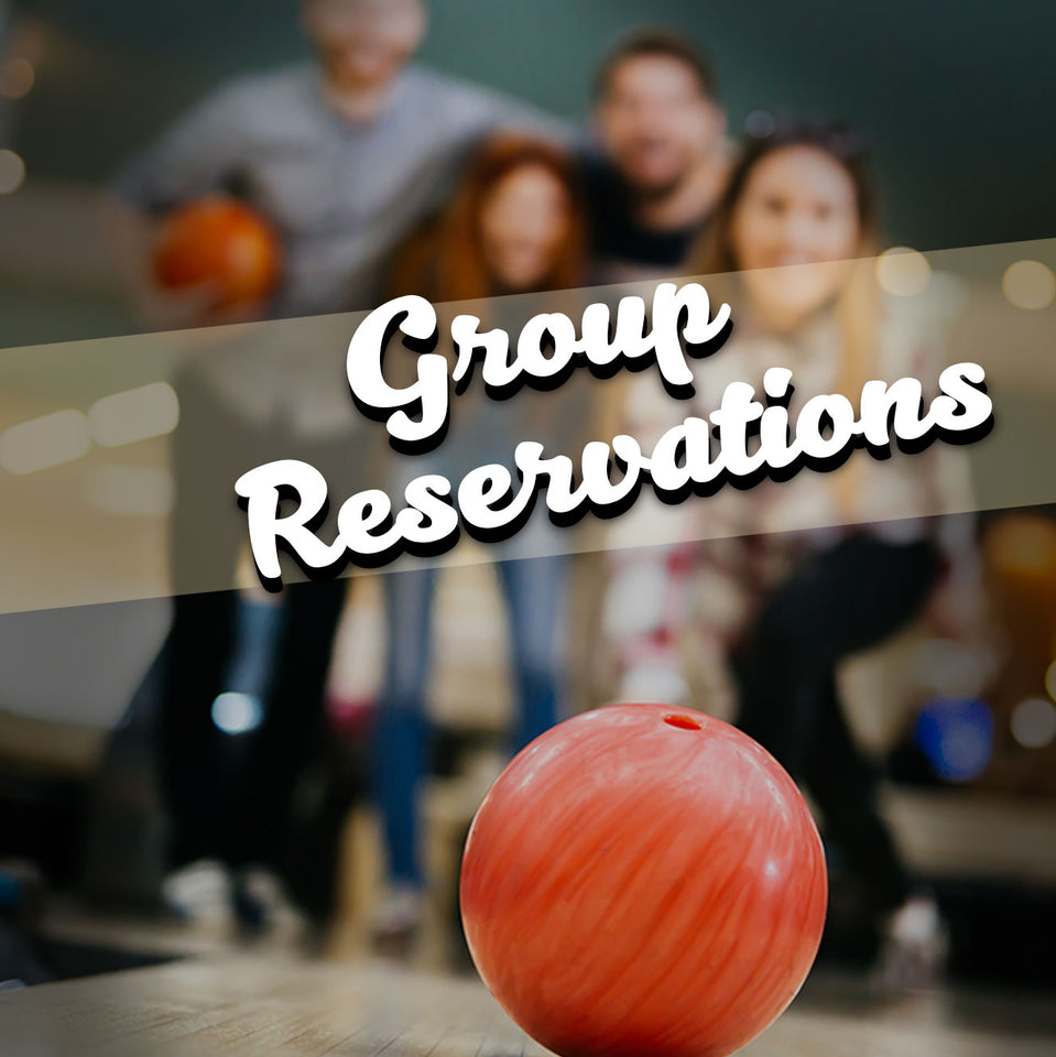 Group Lane Reservations