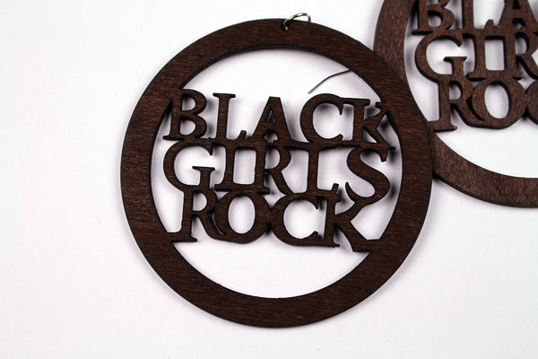 African earrings, wooden earrings | Black girls rock