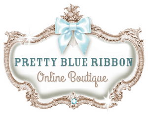 Pretty Blue Ribbon