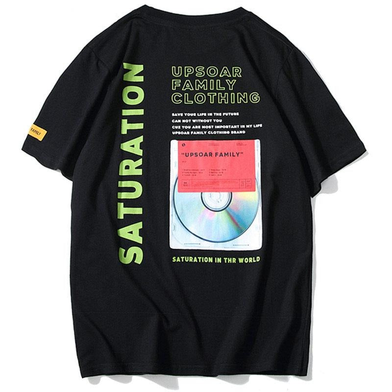 T-shirt SATURATION - Tekocloth
