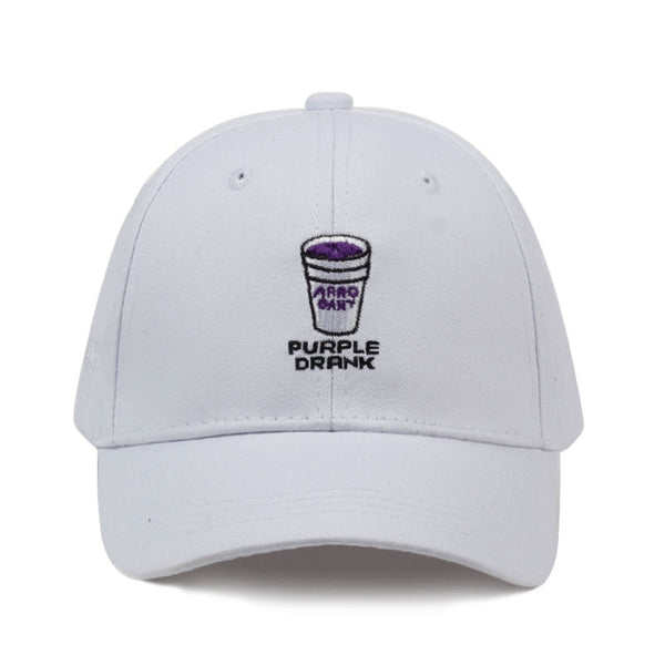 Casquette PURPLE DRANK - Tekocloth