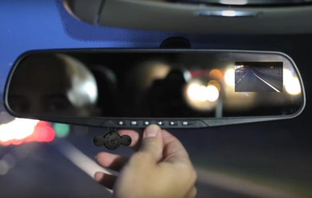 Rear View Mirror Dash Cam