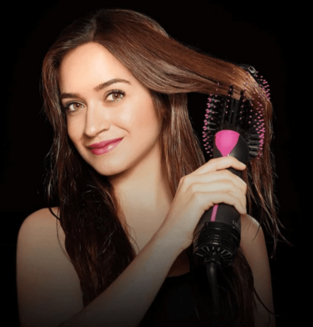 All-In-One Hair Dryer, Brush, Curler, & Volumizer