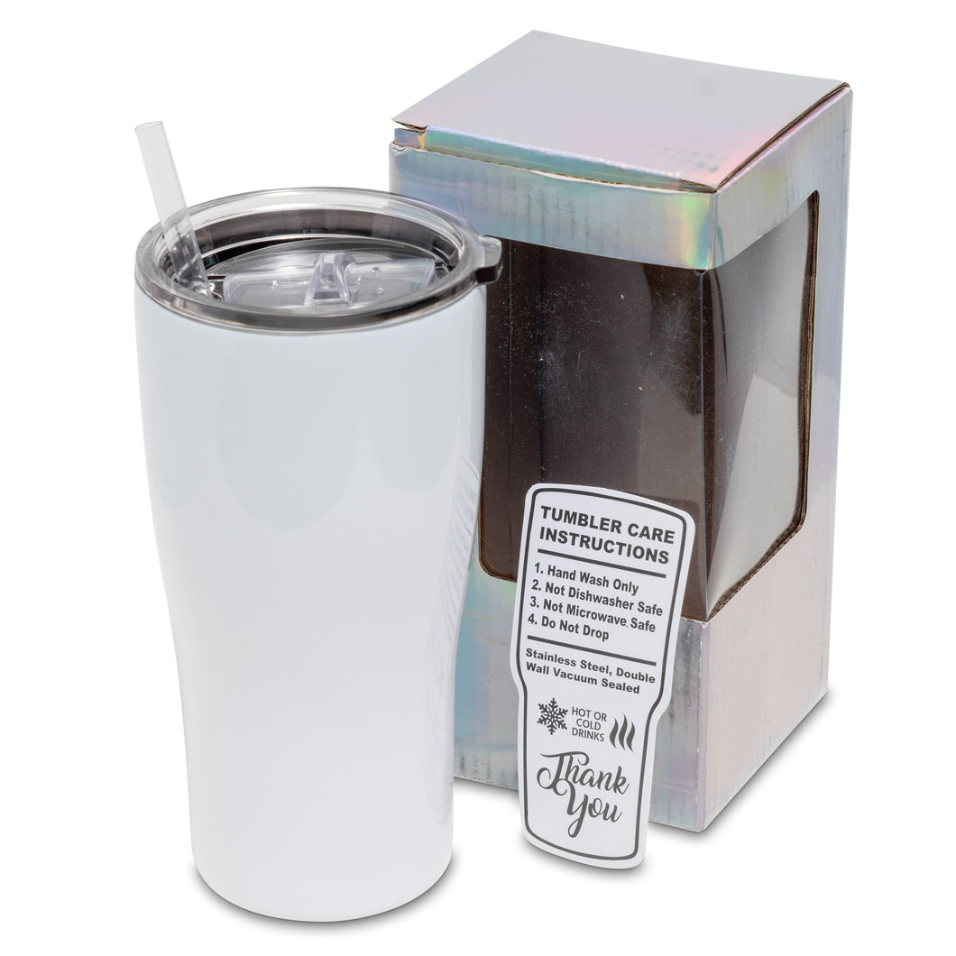 20oz Curve Sublimation Tumbler