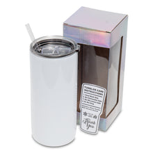Load image into Gallery viewer, 20oz Thick Sublimation Tumbler