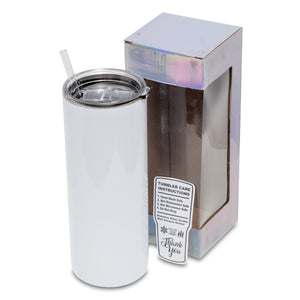 30oz Thick Sublimation Tumbler