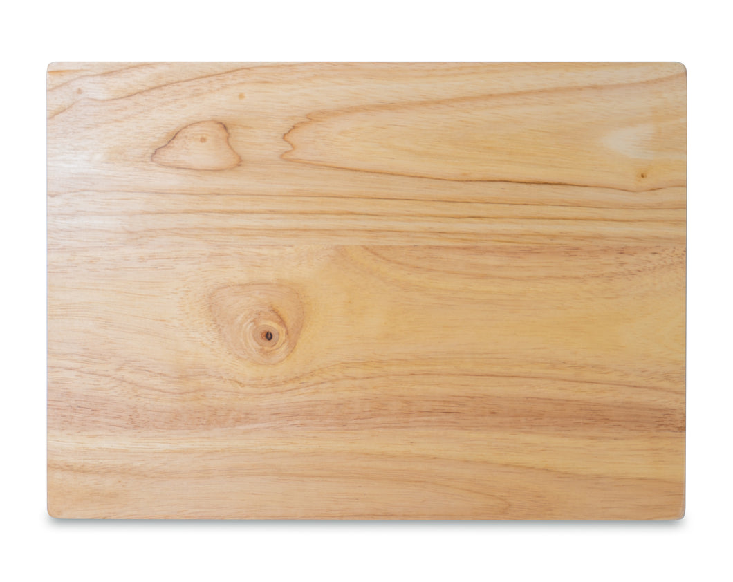 Rubber Wood Cutting Board - 14
