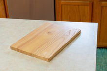 "Load image into Gallery viewer, Rubber Wood Cutting Board - 14"" x 10"""