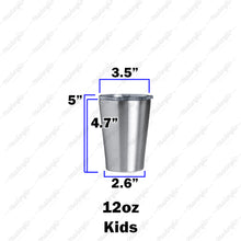 Load image into Gallery viewer, 12oz Kids Tumbler