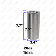 Load image into Gallery viewer, 20oz Thick Tumbler