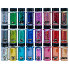 Load image into Gallery viewer, Glitter Variety Set (24 Colors)