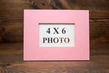 "Load image into Gallery viewer, Picture Frames - 4"" x 6"""