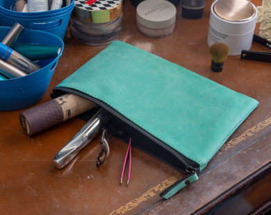 Leatherette Pouch / Makeup Bags