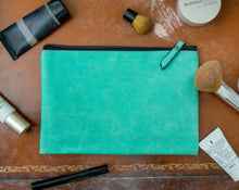 Load image into Gallery viewer, Leatherette Pouch / Makeup Bags