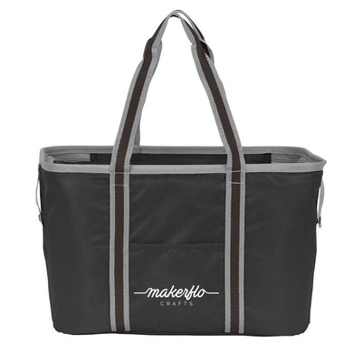 Makerflo Collapsible Insulated Cooler Tote Bag